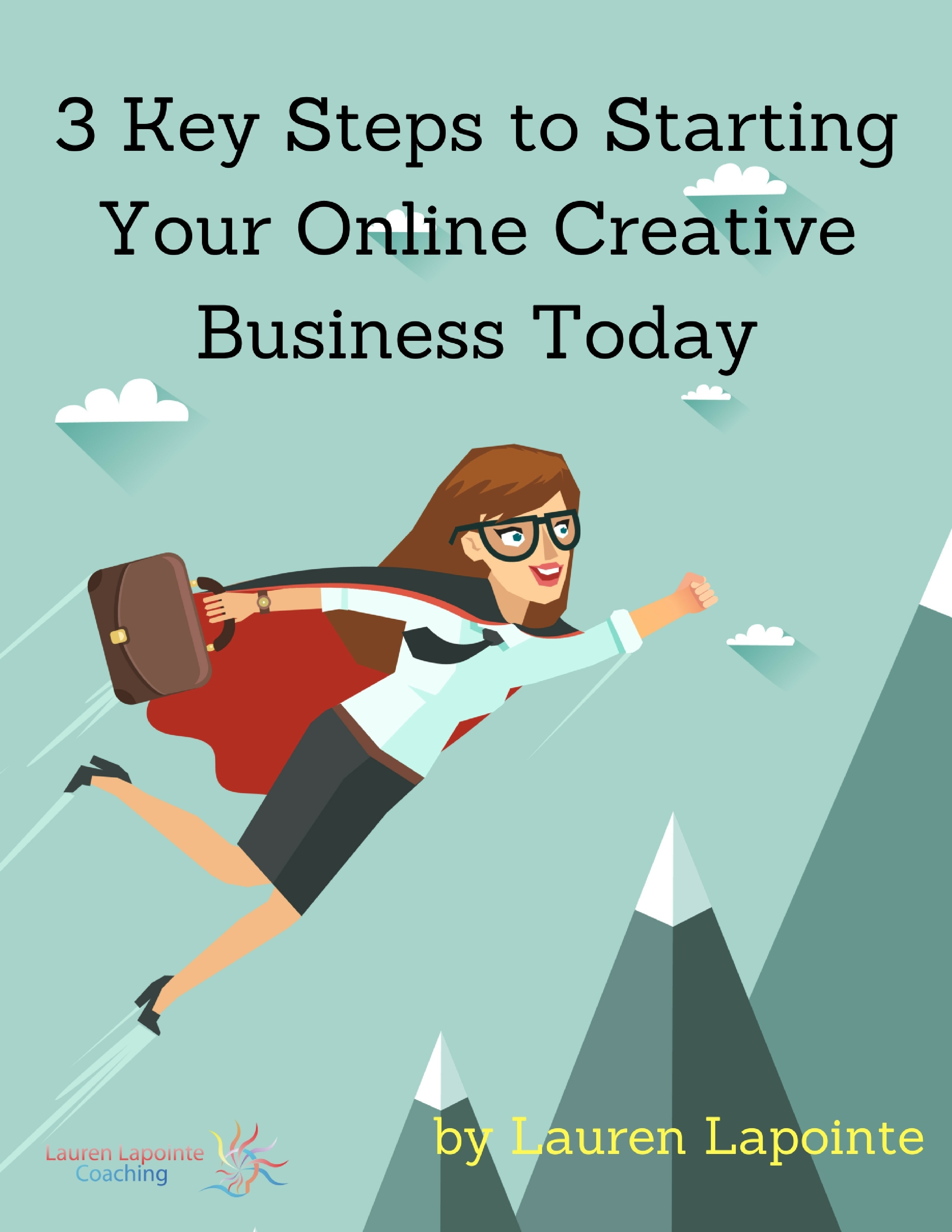 3-Keys-Steps-To-Starting-Your-Online-Creative-Business-Today
